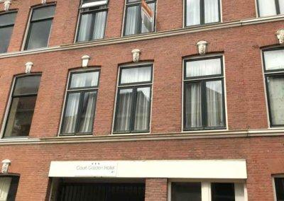 Van Speijkstraat 55, 55A, en 55 B, Den Haag